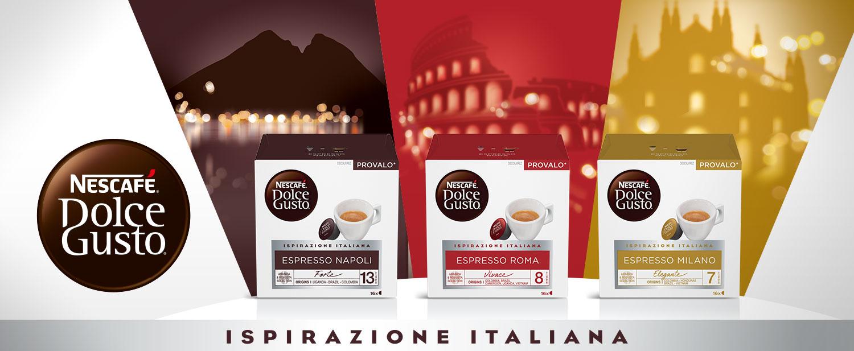 Nescafé Dolce Gusto Ispirazione italiana