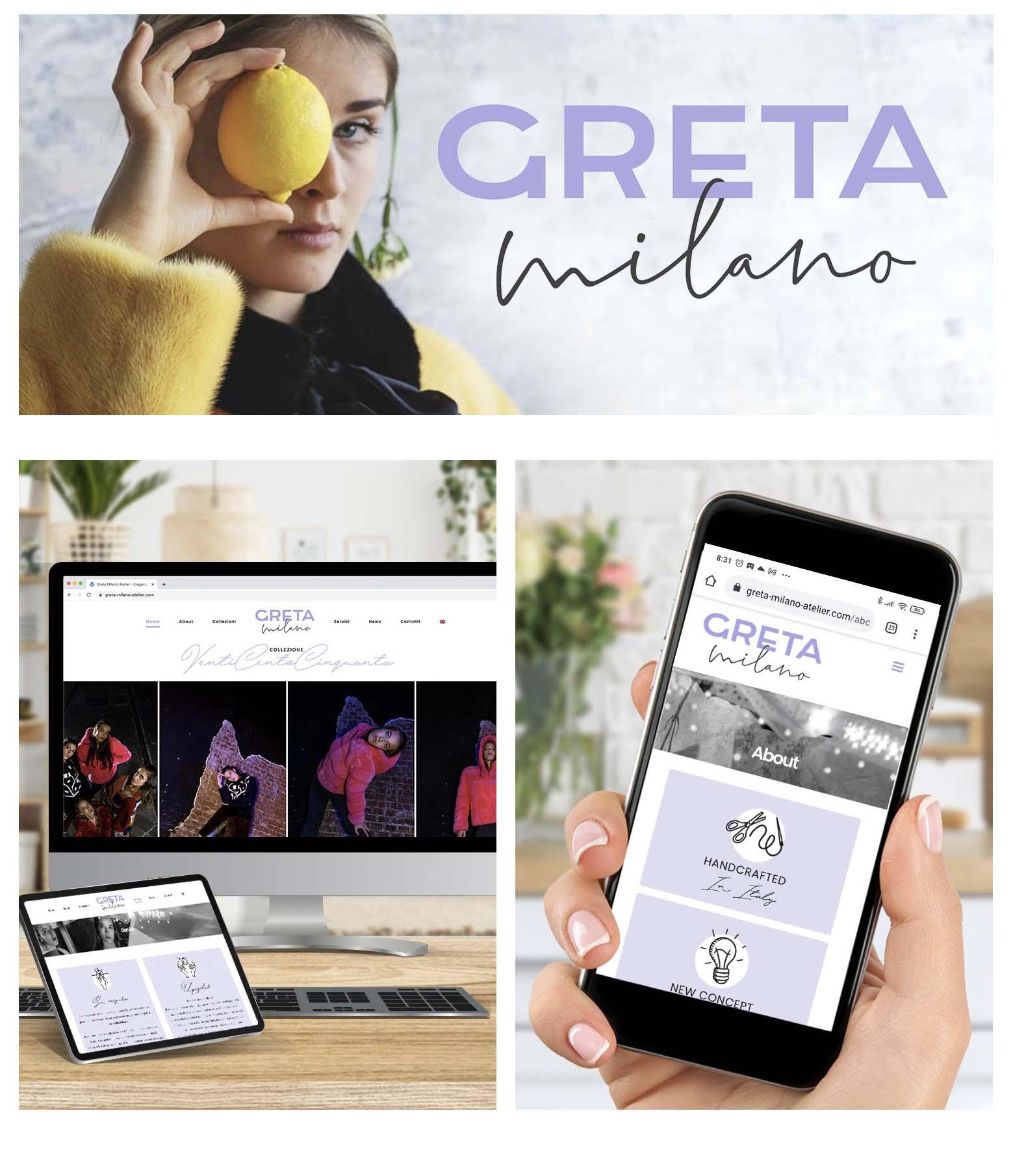Greta MILANO